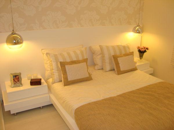 decoracao de quartos para ambientes pequenos : decoracao de quartos para ambientes pequenos:Coisas da Kátia: Decoração de Quarto de Casal Pequeno e Simples