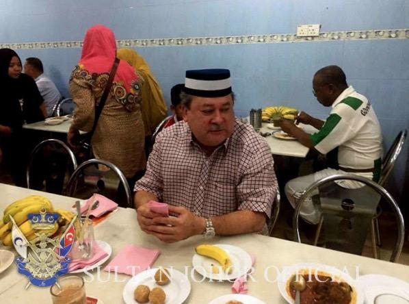 Antara Sebab Rakyat Sayang Kepada Sultan Johor