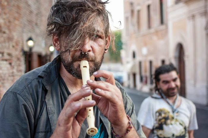 40 Of The Most Amazing Humans Met On The Streets By The 'Humans Of' Movement Worldwide - Humans of Rome