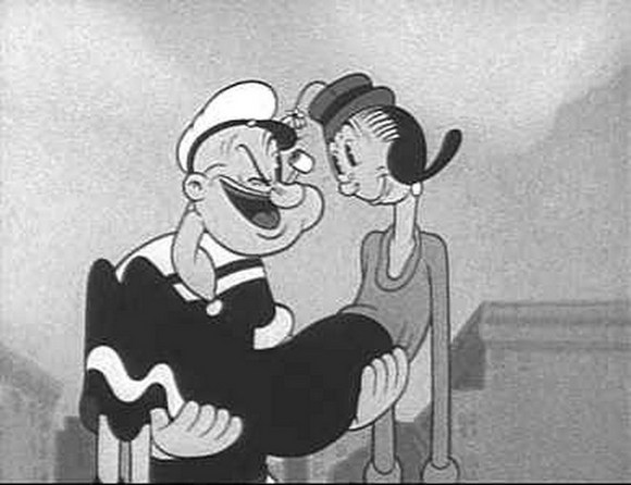 Popeye The Sailor Man And Olive Oil Popeye clipartOlive Oyl And Popeye