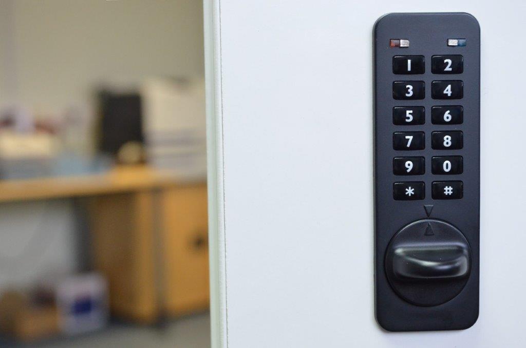 The Door Industry Journal Codelocks Introduces Compact