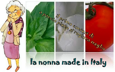 Contest La nonna made in Italy