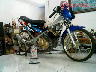 modifikasi dan race motor: Desember 2012