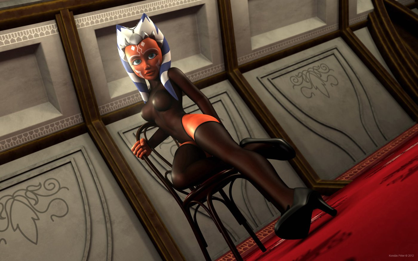 Ahsoka fucked by monsters images and pictures xxx pics