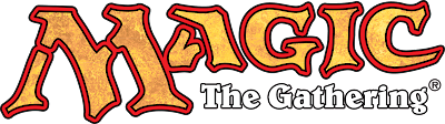 Logo del juego de cartas coleccionables Magic The Gathering