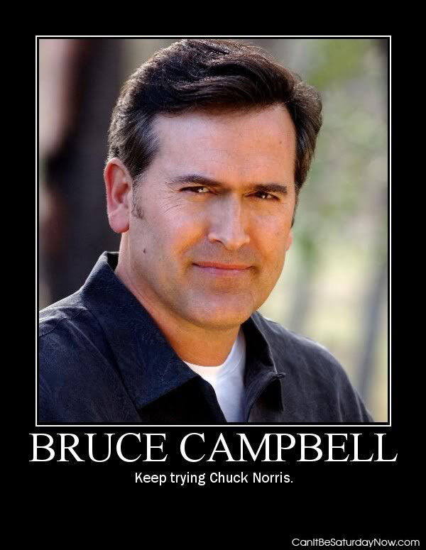 bruce campbell happy birthday