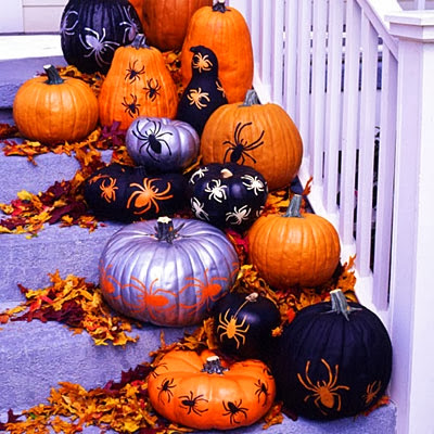 Paint To Use On Outdoor Pumpkins