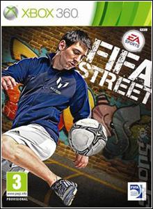 Download Jogo Fifa Street Xbox 360 RF 2012