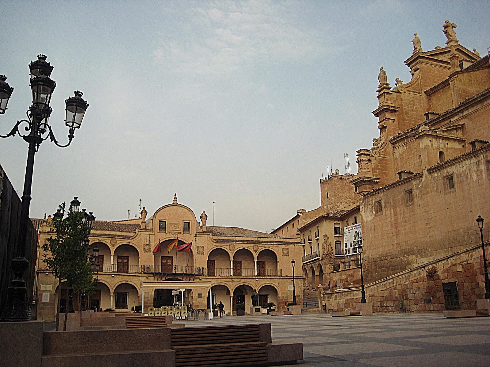 Lorca murcia sitios de espa a - Lorca murcia fotos ...