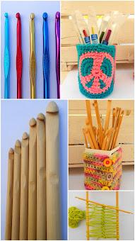 MiniTiendita,accesorios para tejedor@s
