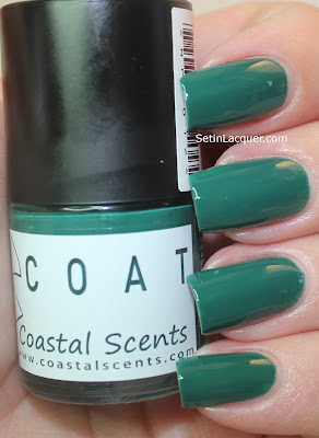 Coastal Scents Cactus Polish
