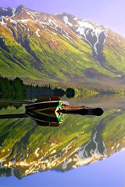 CHUGACH NATIONAL FOREST, USA
