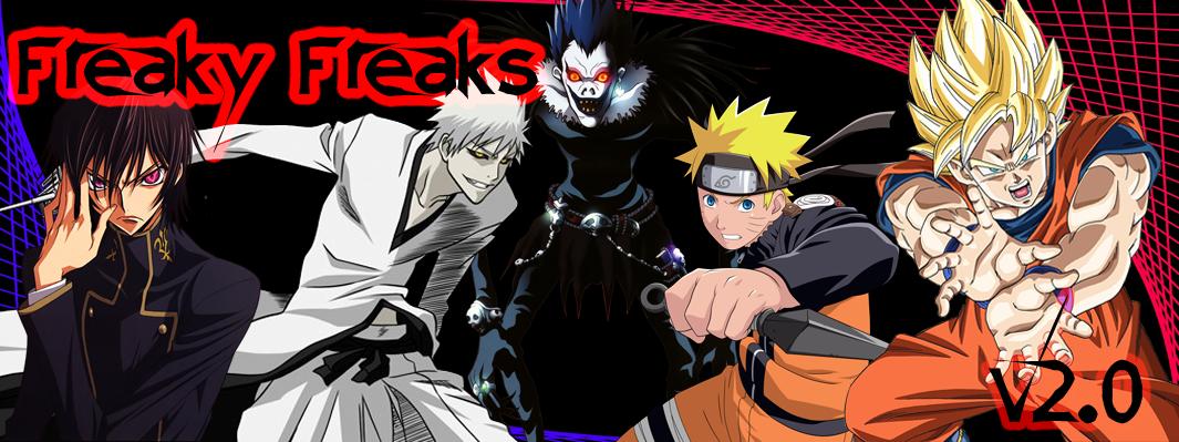 Freaky Freaks | フリキ フリツクス