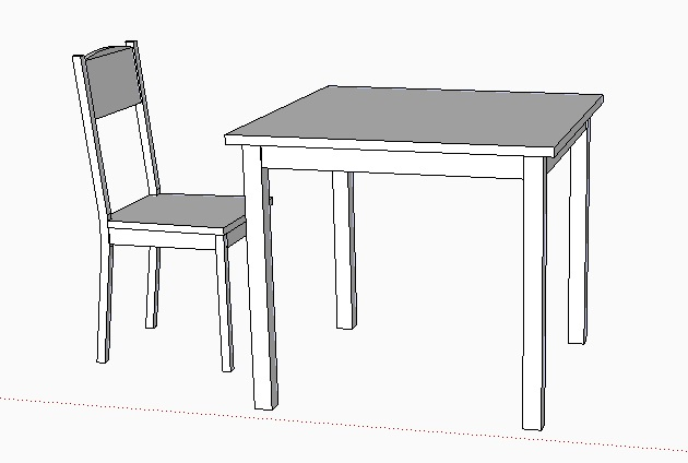 woodworking plans for childrens table and chairs | Online Woodworking ...
