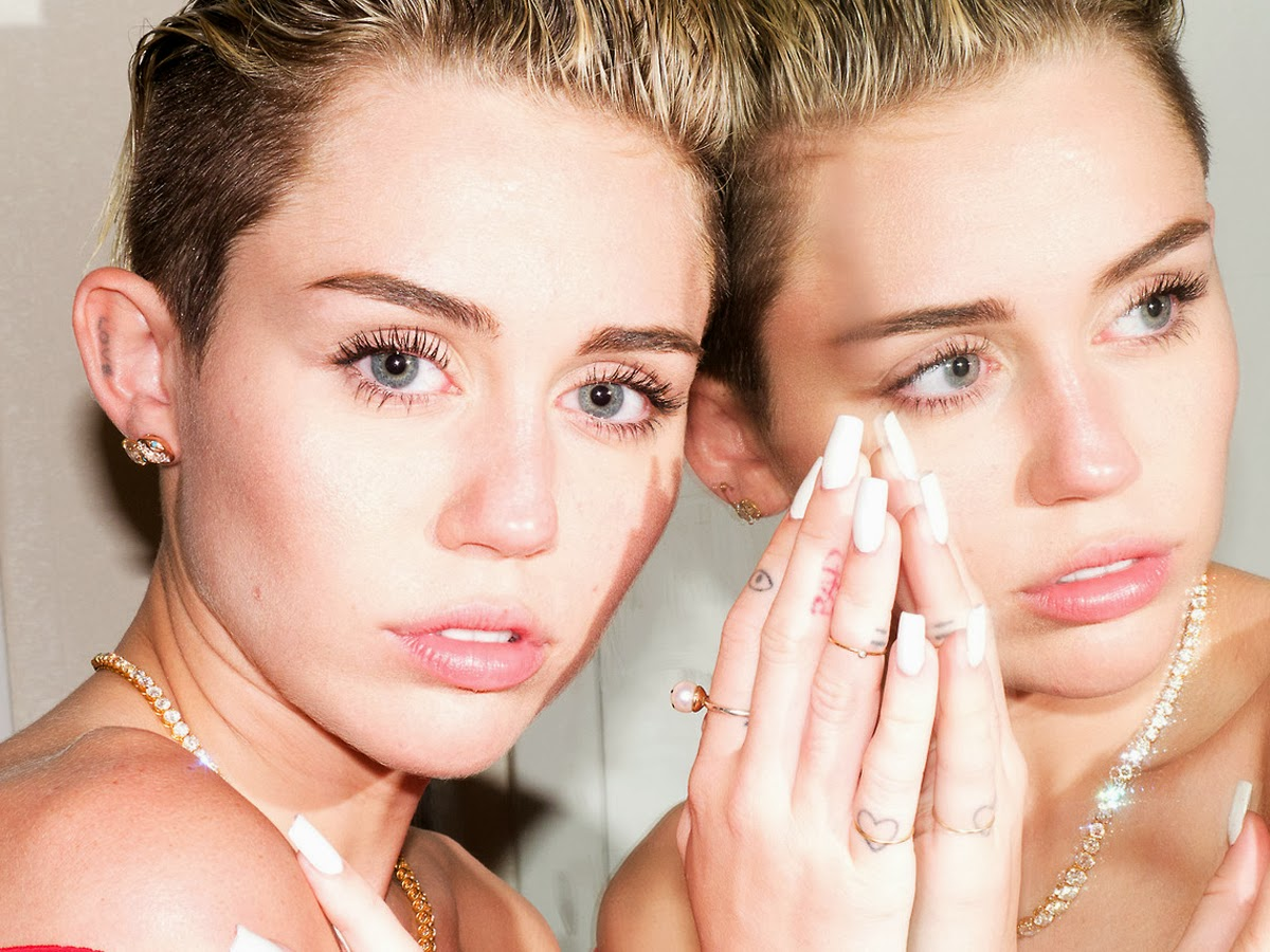 07 pm email this blogthis share to twitter share to facebook share    Miley Cyrus Photoshoot 2013 Terry Richardson