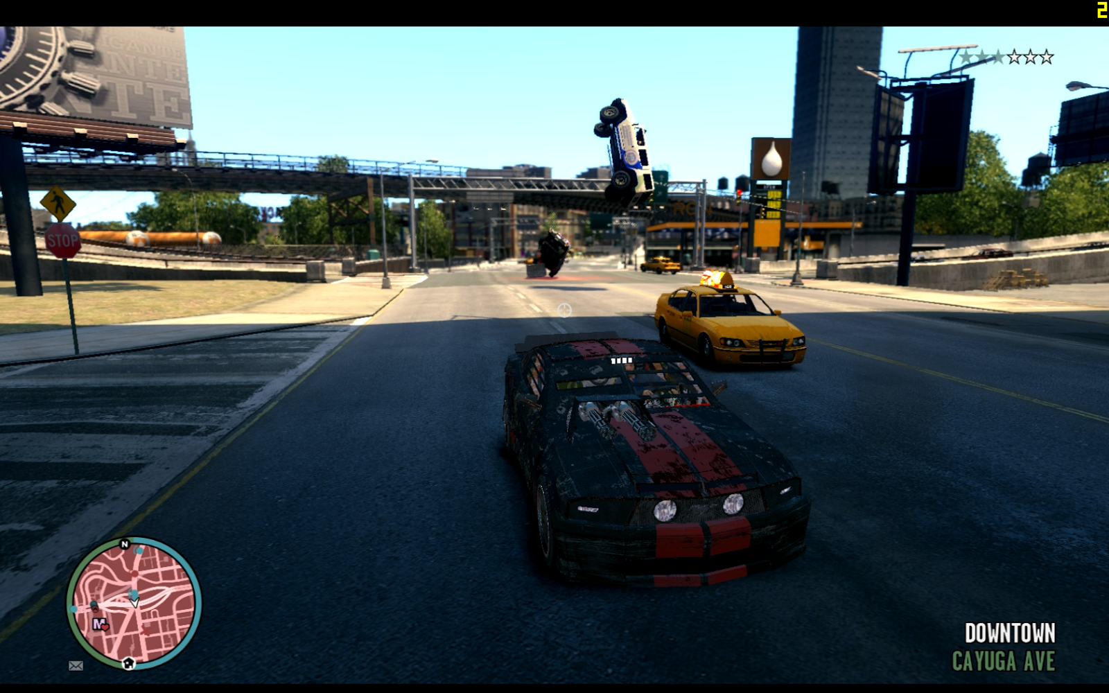 Gta X Scripting Death Race Iv