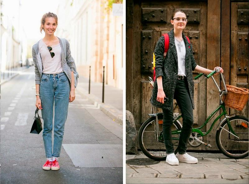 PARIS STREET STYLE: SPRING LOOKS