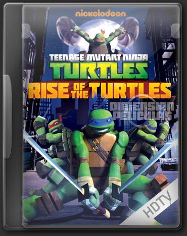 Las Tortugas Ninjas (Temporada 1 HDTV 720p Español Latino)