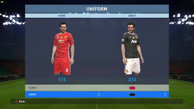 PES 2016 Manchester United 16-17 With WC Badge by Mridwan12