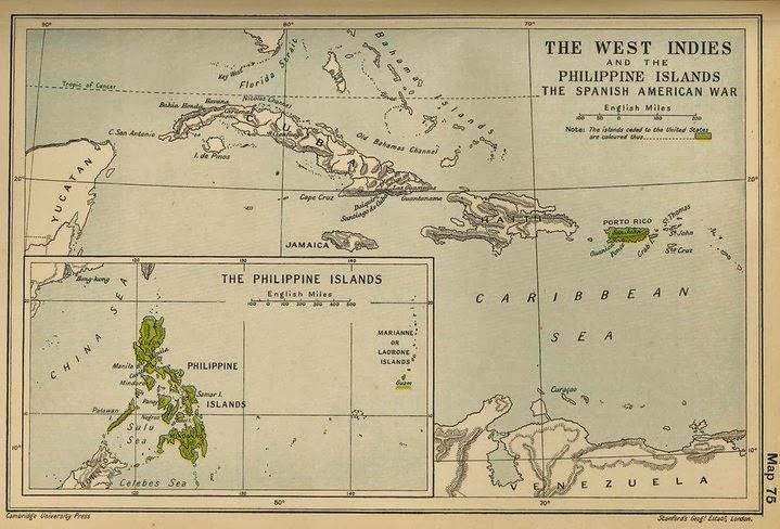 La Guerra Hispanoamericana