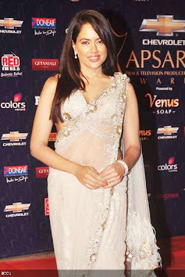 Sameera-Reddy-at-the-Apsara-Awards
