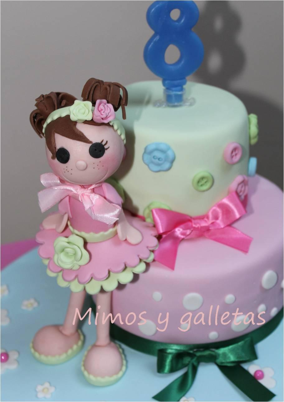 Candydoll Sharlotta Cake Ideas and Designs