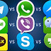 WhatsApp vs Telegram vs Messenger vs Hangouts vs WeChat vs Line vs Viber