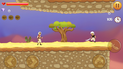 Super Aladdin Adventure Apk