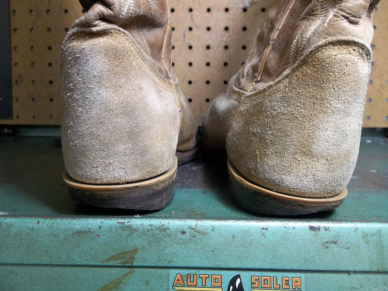 edgewood drive shoe repair july 2011
