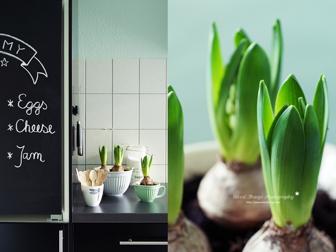 diy chalkboard fridge k hlschrank mit tafelfarbe bemalen nicest things. Black Bedroom Furniture Sets. Home Design Ideas