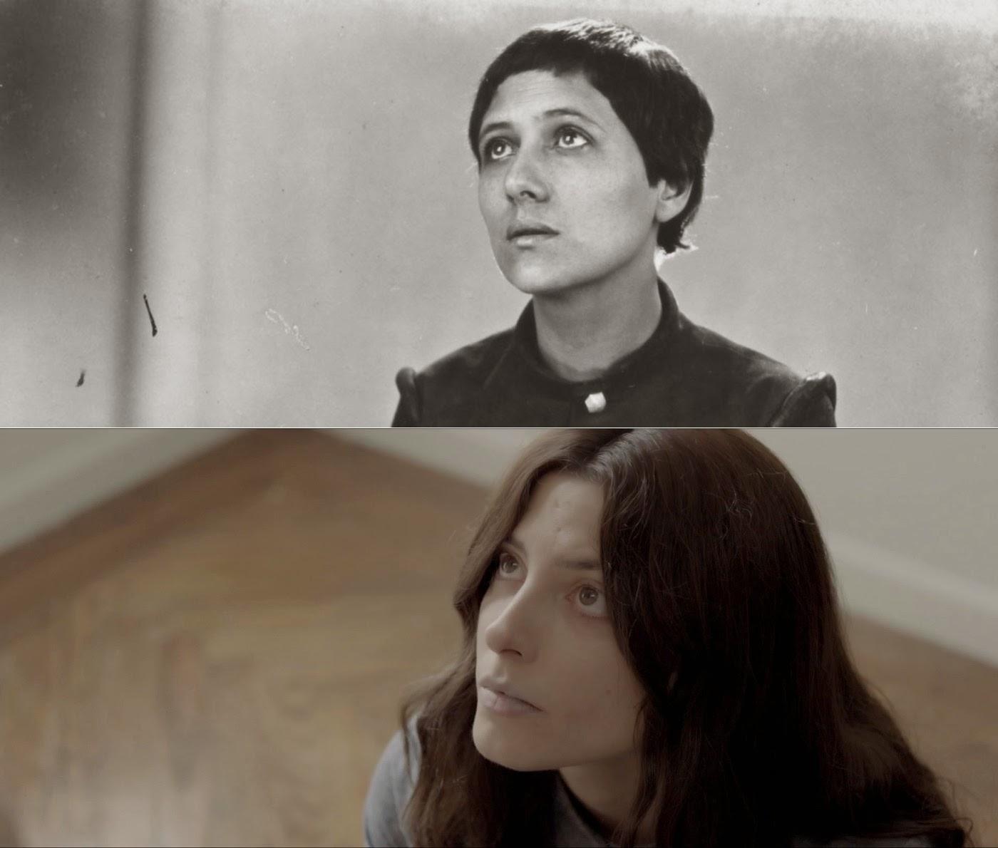 Renée Falconetti, La passion de Jeanne D'Arc, Carl Theodor Dreyer; Bárbara Lennie, Magical Girl, Carlos Vermut