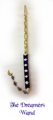 The Dreamers Willow Wand from Moon's Crafts