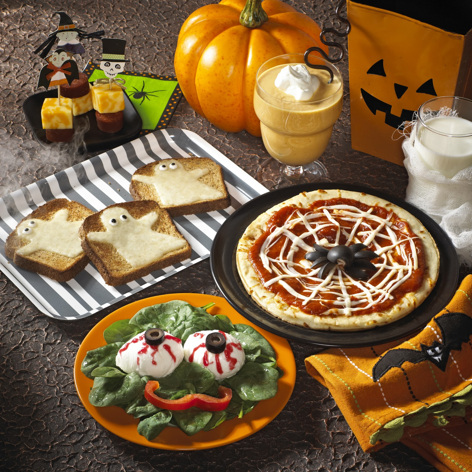 7 healthy and simple halloween recipes - Halloween Healthy Food