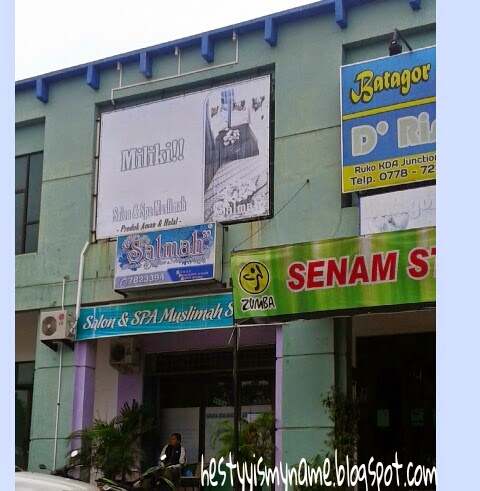 Diary ekspresiku salon spa khusus muslimah di batam for A step ahead salon