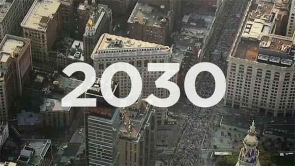 2030 cambia las estadísticas