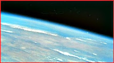 Anomalous Green Fireball Filmed From Space (3)