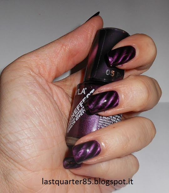 Layla Magneffect in 05 Purple Galaxy.