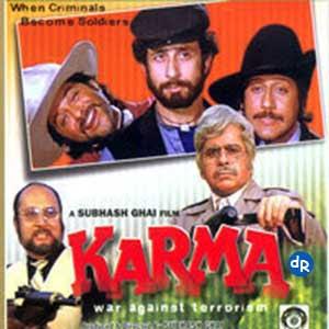 frames n pages hindi movie review karma