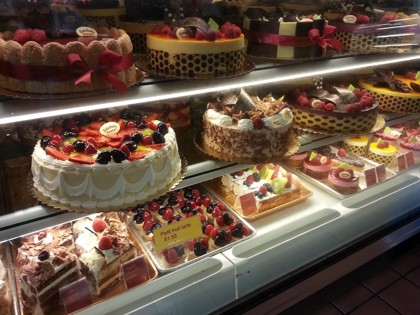 Sweet Eats Bakery Cake Prices