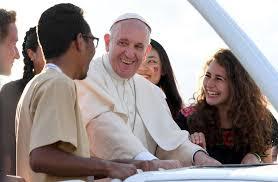 Papa Francesco ai giovani