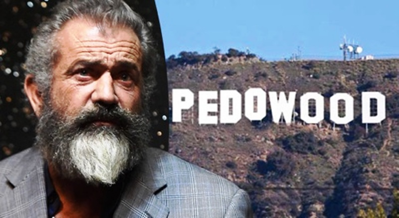 ΝΕΟ ΕΛΛΗΝ: MEL GIBSON: HOLYWOOD ELITE' KILL INNOCENT CHILDREN & DRINK THEIR BLOOD