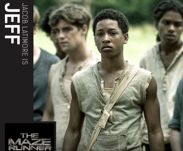 The Maze Runner Jacob Latimore