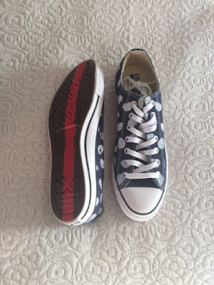 Converse Oyster Sneaker with Freedom Trail Stripe
