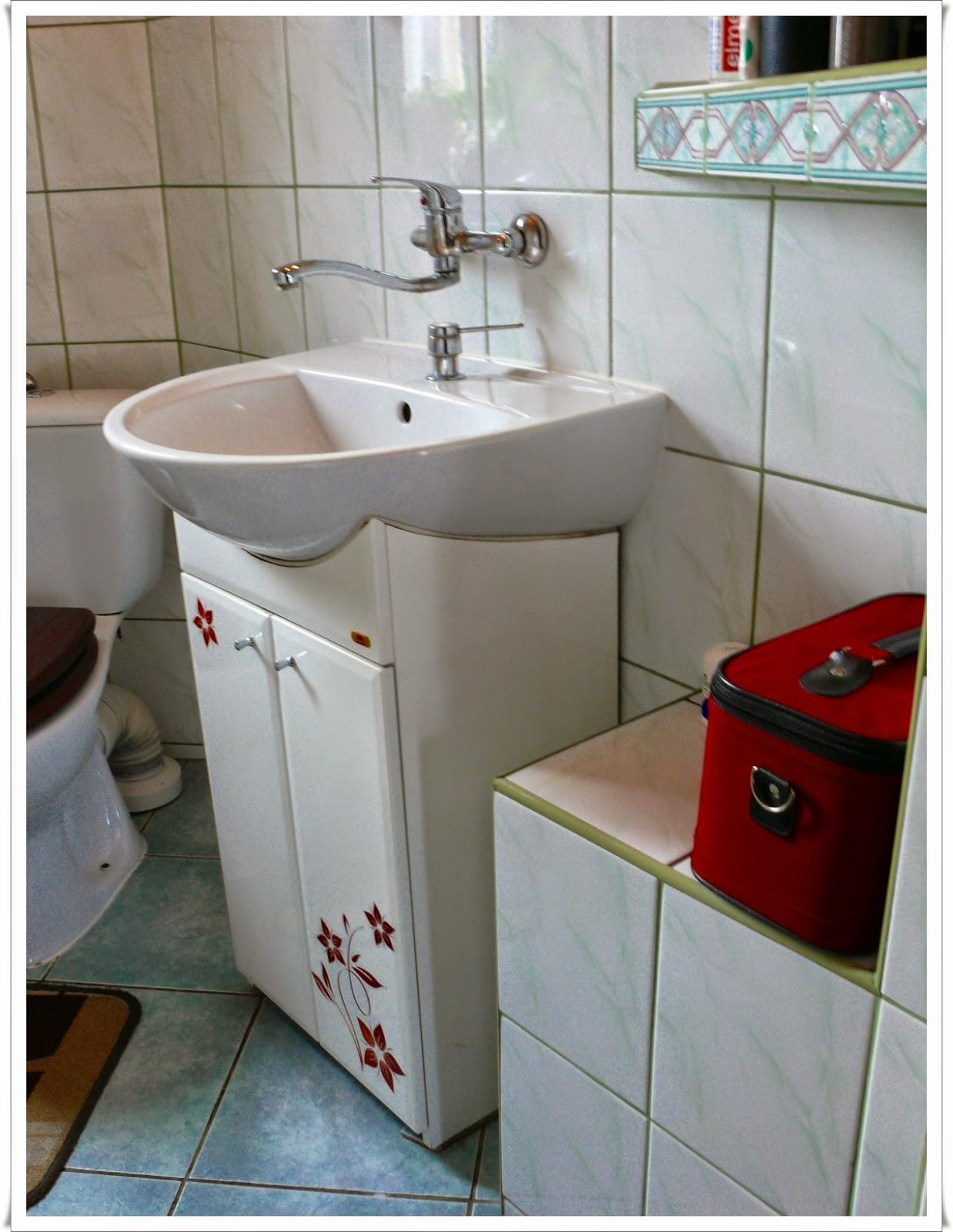 Be Happy łazienka W Brązie