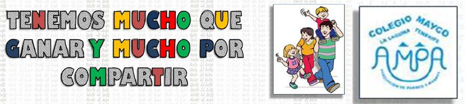 Mayco Ampa. Asociación de Padres y Madres del Mayco School English de Tenerife