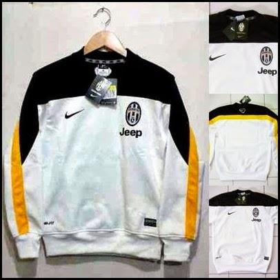 Sweater GO Juventus Putih