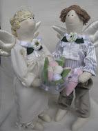 Свадебные ангелы