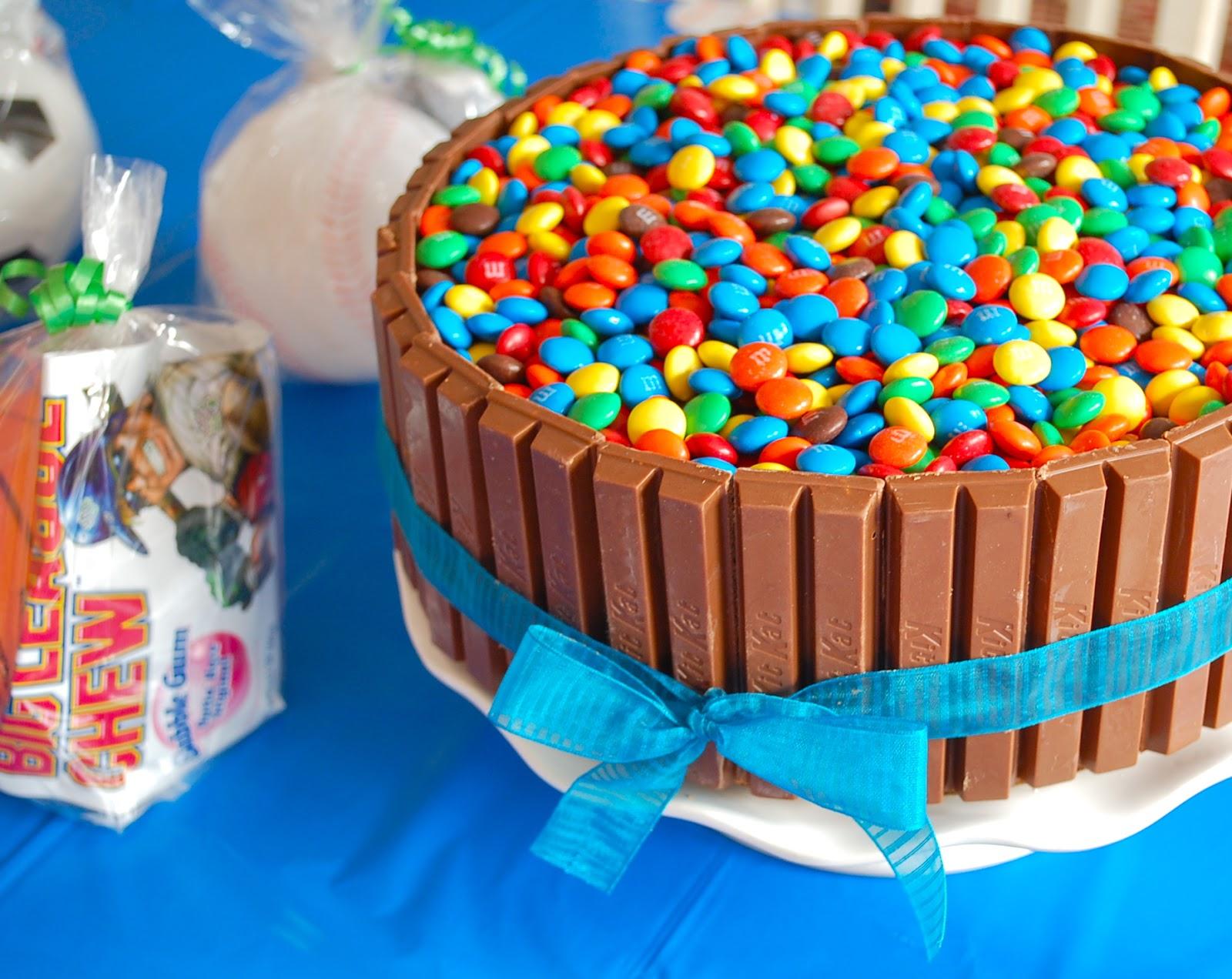Chef Mommy KitKatMM Cake