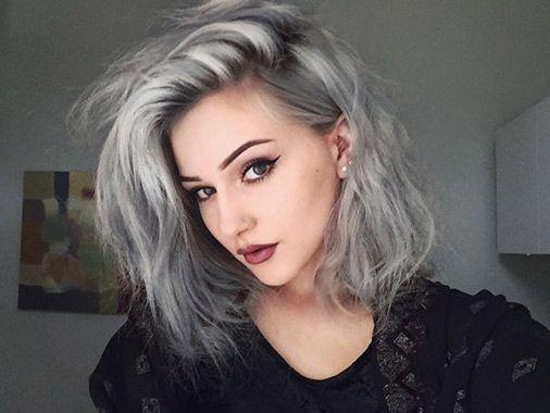 Stunning Silver Bob Haircuts Omg Love Beauty