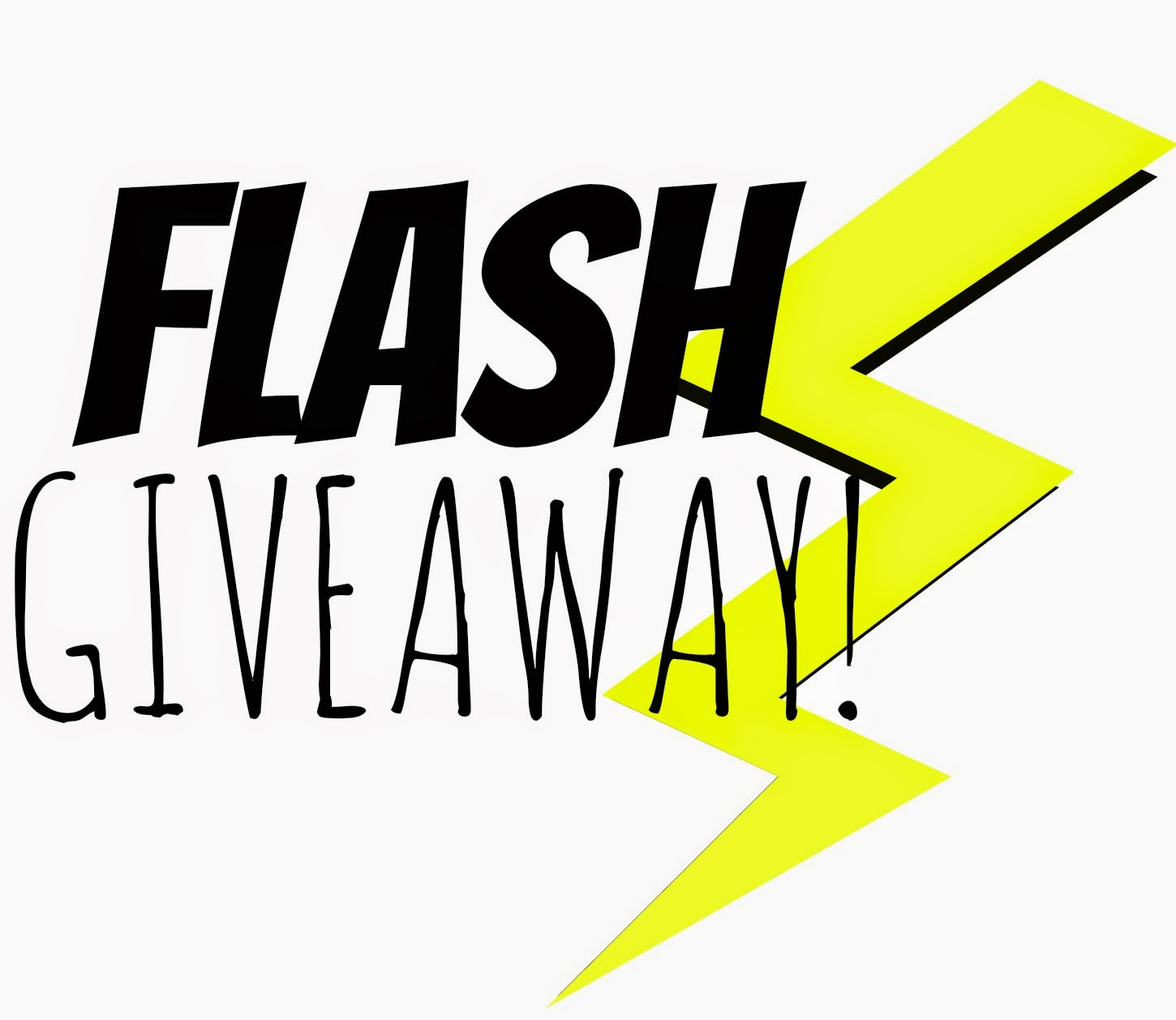 Flash giveaways